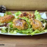 Involtini di pollo e zucchine