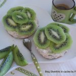 Mini cheesecake al kiwi