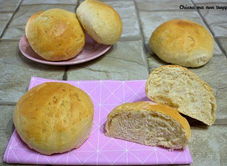 Panini per hamburger ricetta perfetta