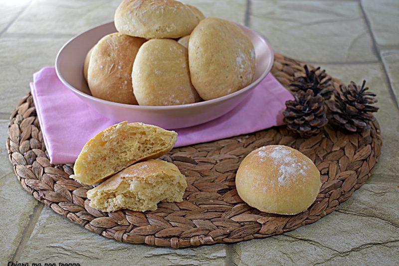 Bocconcini di pane morbidi