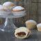 Muffin agli albumi con crema di nocciole