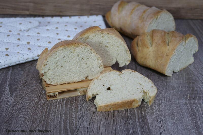 Pane senza lievitazione