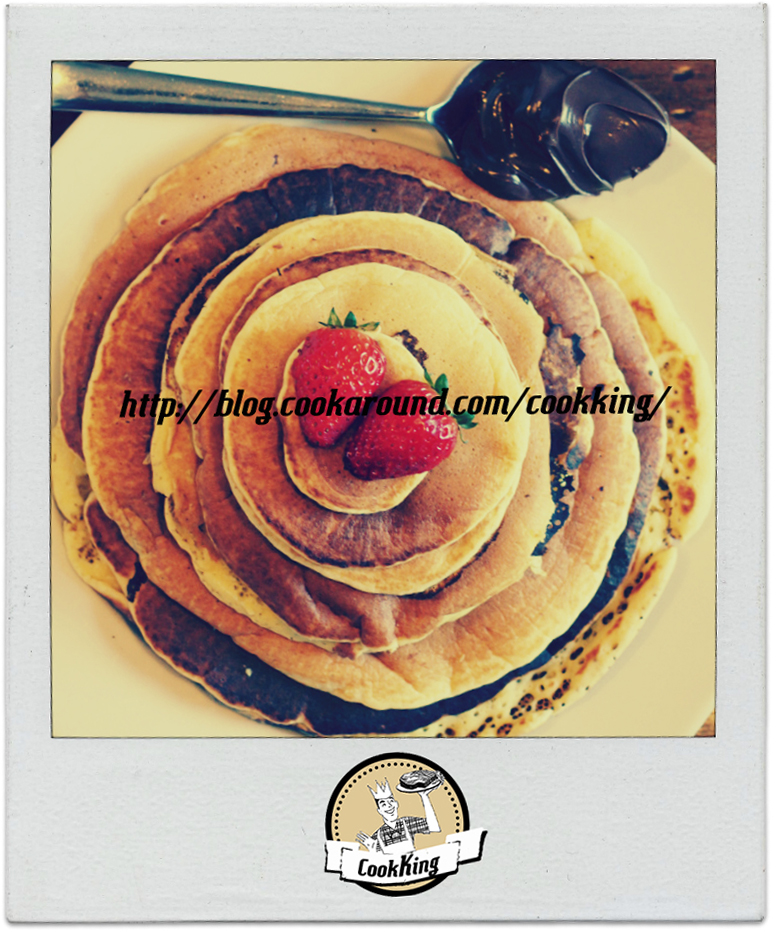 AMERICAN PANCAKES - CookKING