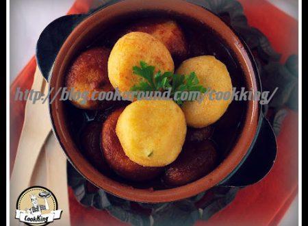 PALLOTTE CAC'E OVE  (Ricetta tradizionale abruzzese)