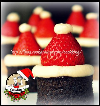 tortine Babbo Natale - CookKING