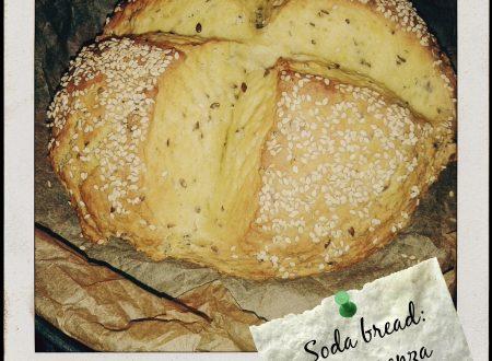 Soda Bread: pane senza lievito