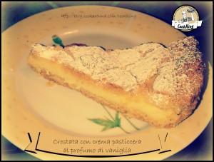 Crostata con crema pasticcera al profumo di vaniglia2 - CookKING