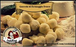 Gnocchi di formaggio fresco - CookKING