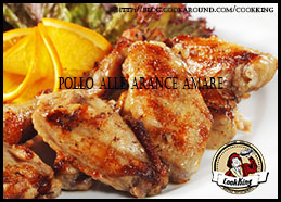 Pollo alle arance amare - CookKing