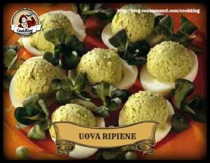 Uova Ripiene - CookKING