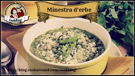 minestra d'erbe - CookKING