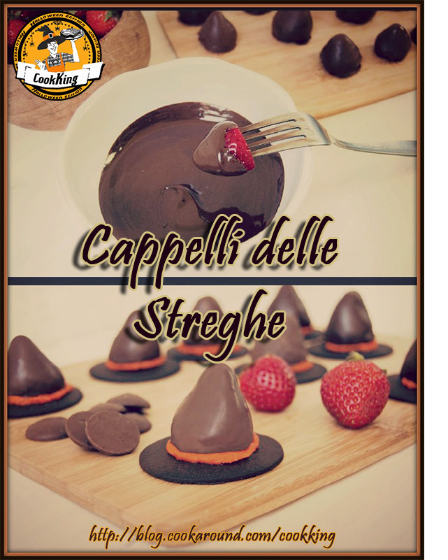 Cappelli delle streghe - CookKing