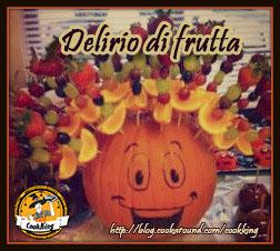 Delirio di frutta Halloween - CookKING