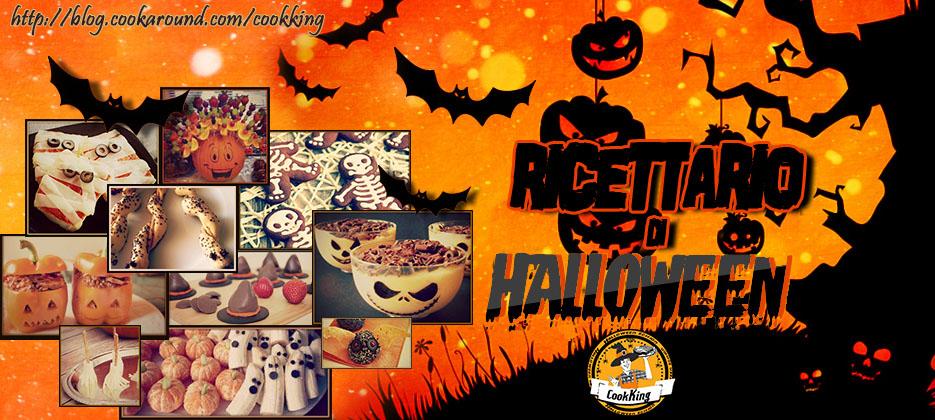 Ricettario di Halloween - CookKING