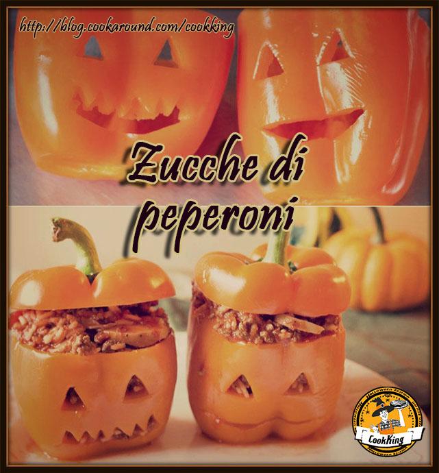 Zucche di Peperoni - CookKing