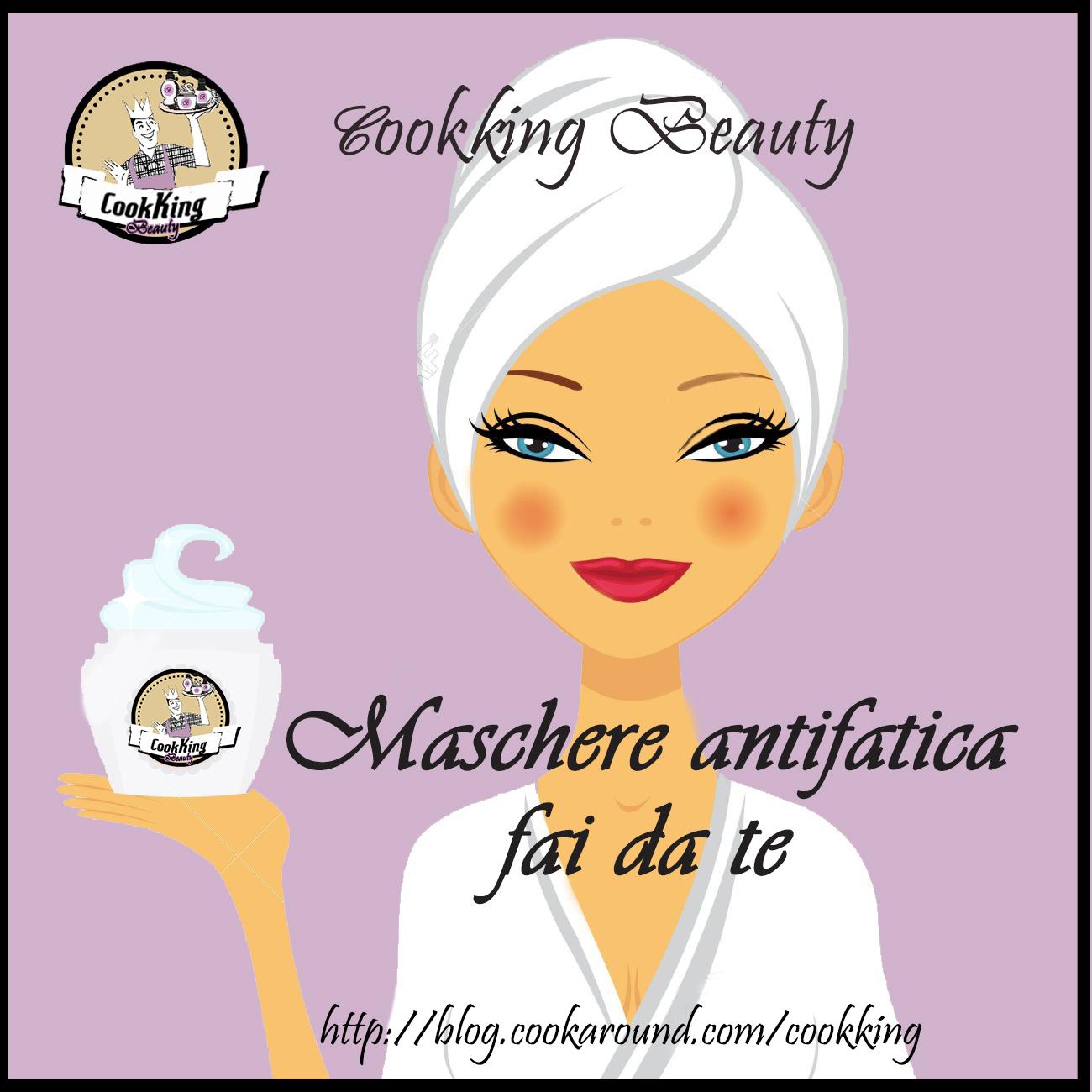 MASCHERE VISO ANTIFATICA FAI DA TE - CookKing