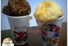 Biscottini cocco&cacao velocissimi