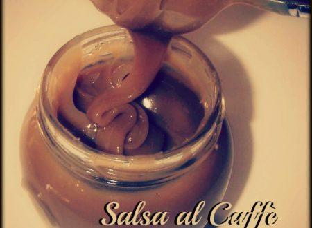 Salsa al Caffè (senza uova e senza latte)