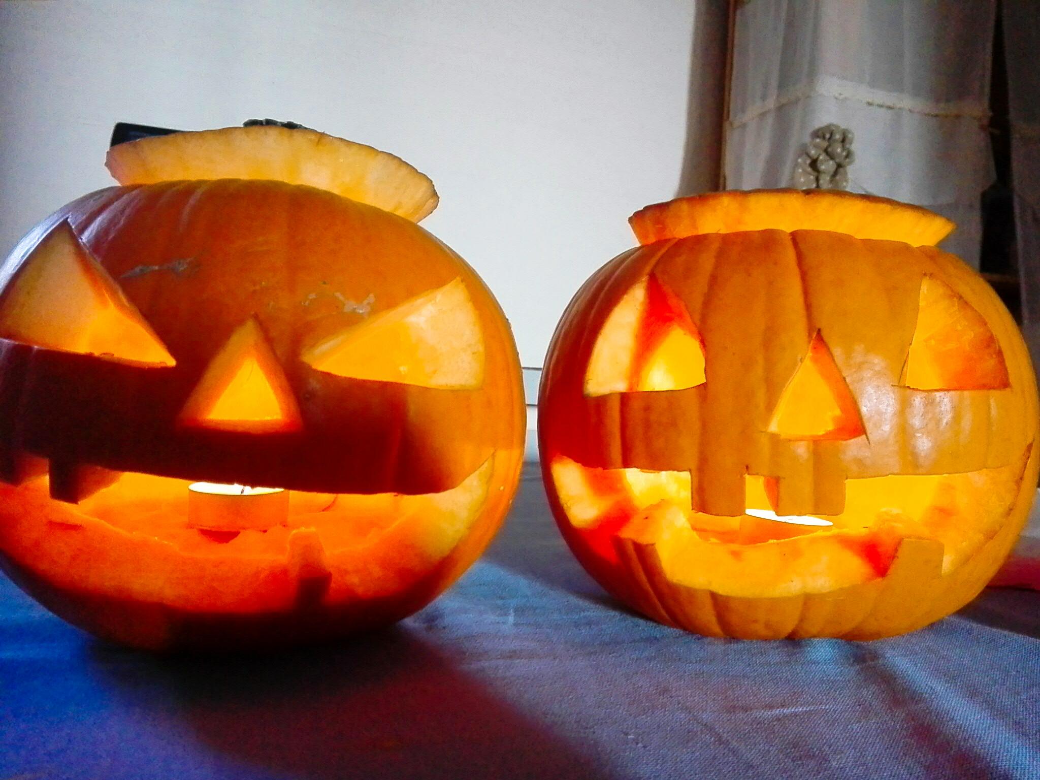 Immagini Zucca Di Halloween.Come Fare La Zucca Di Halloween Cucinare Che Passione