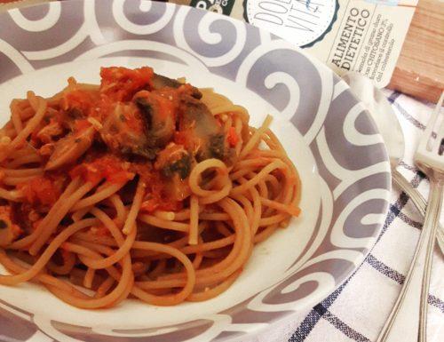 Spaghetti Chitosano e Pomodoro