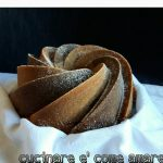 Vanilla&Chocolate Bundt Cake