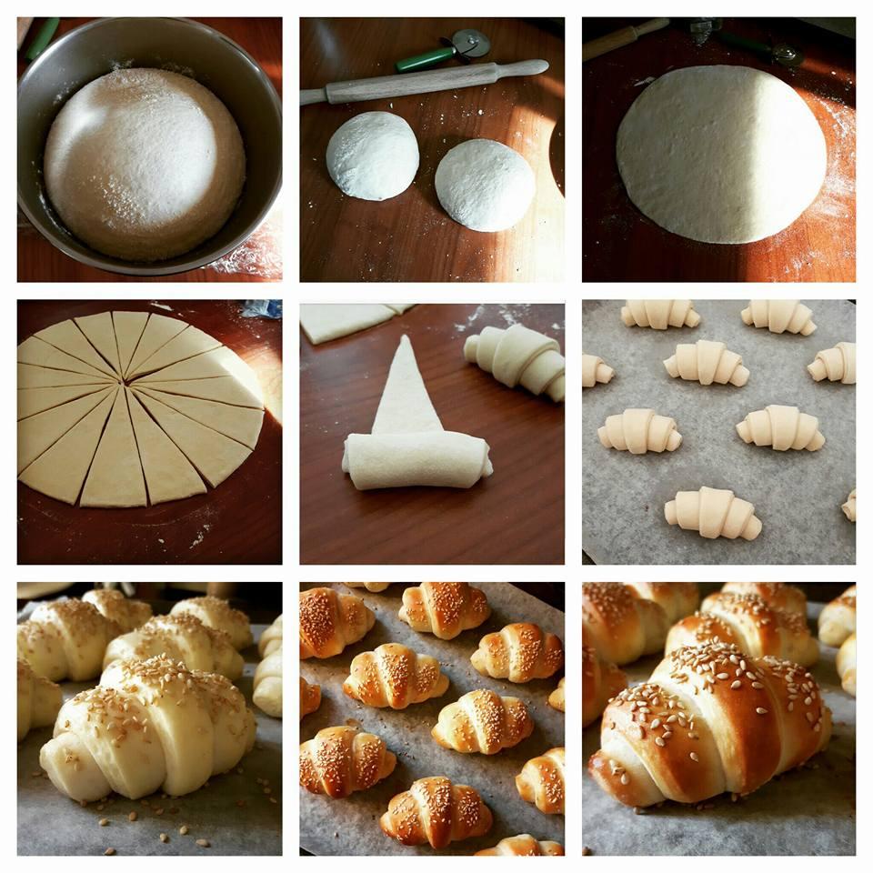 Cornetti da buffet cucinare come amare for Cucinare e congelare