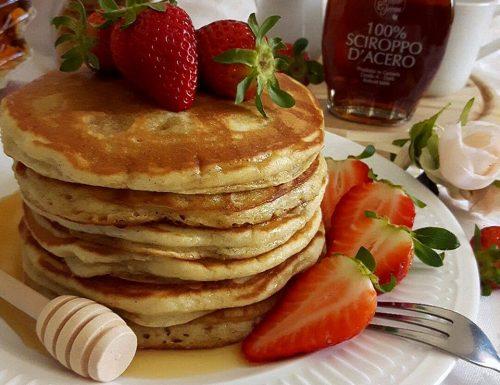 ButterMilk Pancakes  ( ricetta di Katia)