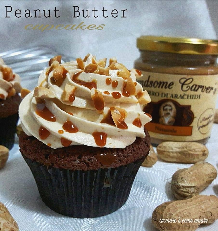 Cupcakes al cioccolato e burro di arachidi cucinare for Cucinare definizione