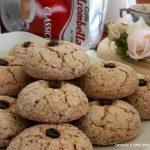Biscotti al caffè e mandorle