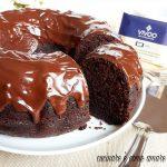 Dark Chocolate Bundt Cake (ciambella cioccolatosa)