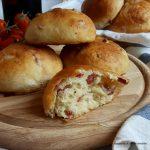 Pan salamino e pecorino