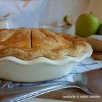Torta di Nonna Papera (apple pie)