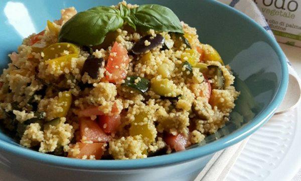 Cous Cous con verdure (ricetta vegetariana)