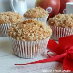 Apple muffin pie con cannella