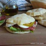 PANE ARABO ricetta semplice e buonissima