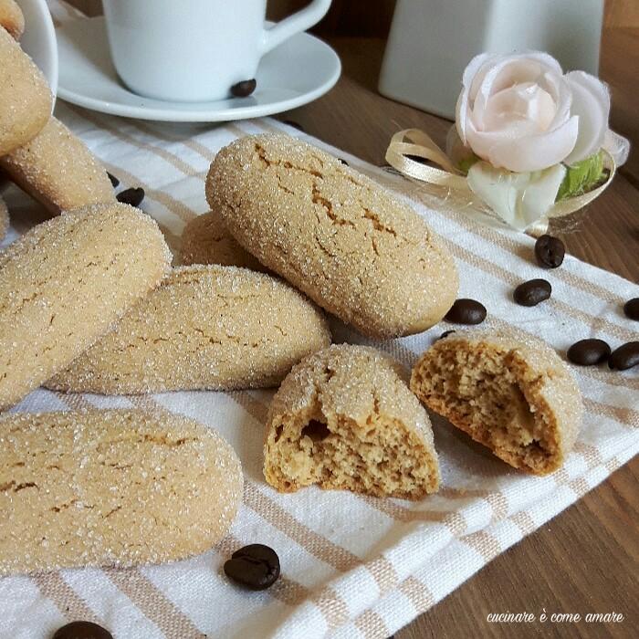 biscotti inzuppo al caffè