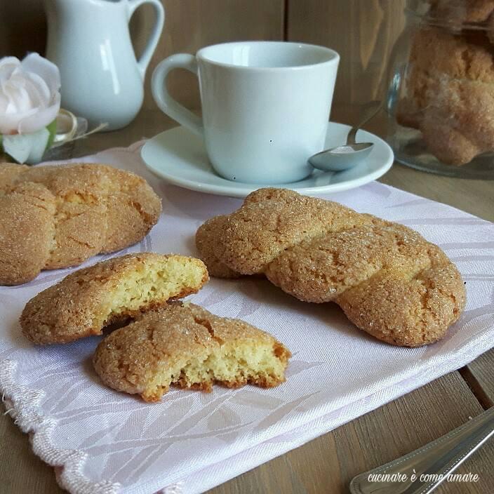 biscotto da colazione semplice senza burro