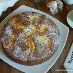 TORTA ESOTICA con ananas ricotta senza burro