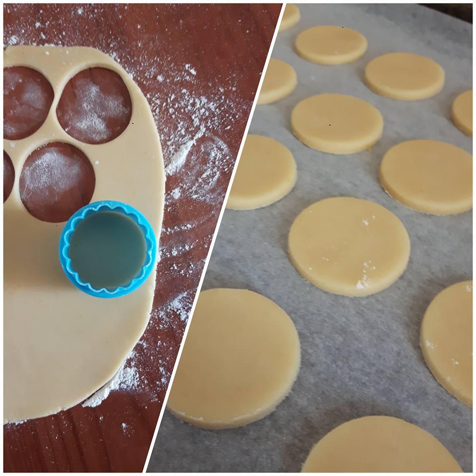biscotto semplice al burro