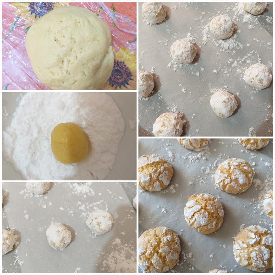 biscotto all'arancia