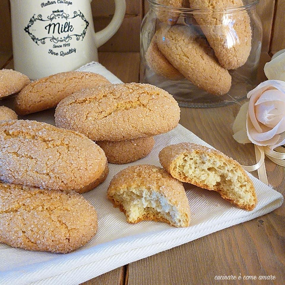 biscotto pastarelle da inzuppo