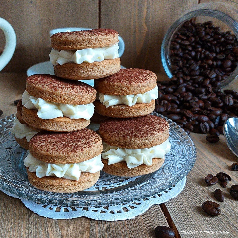 biscotto tiramisù con crema mascarpone