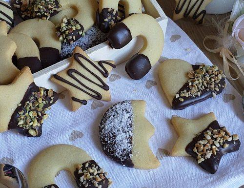 BISCOTTO MIX PASTICCERIA al cioccolato