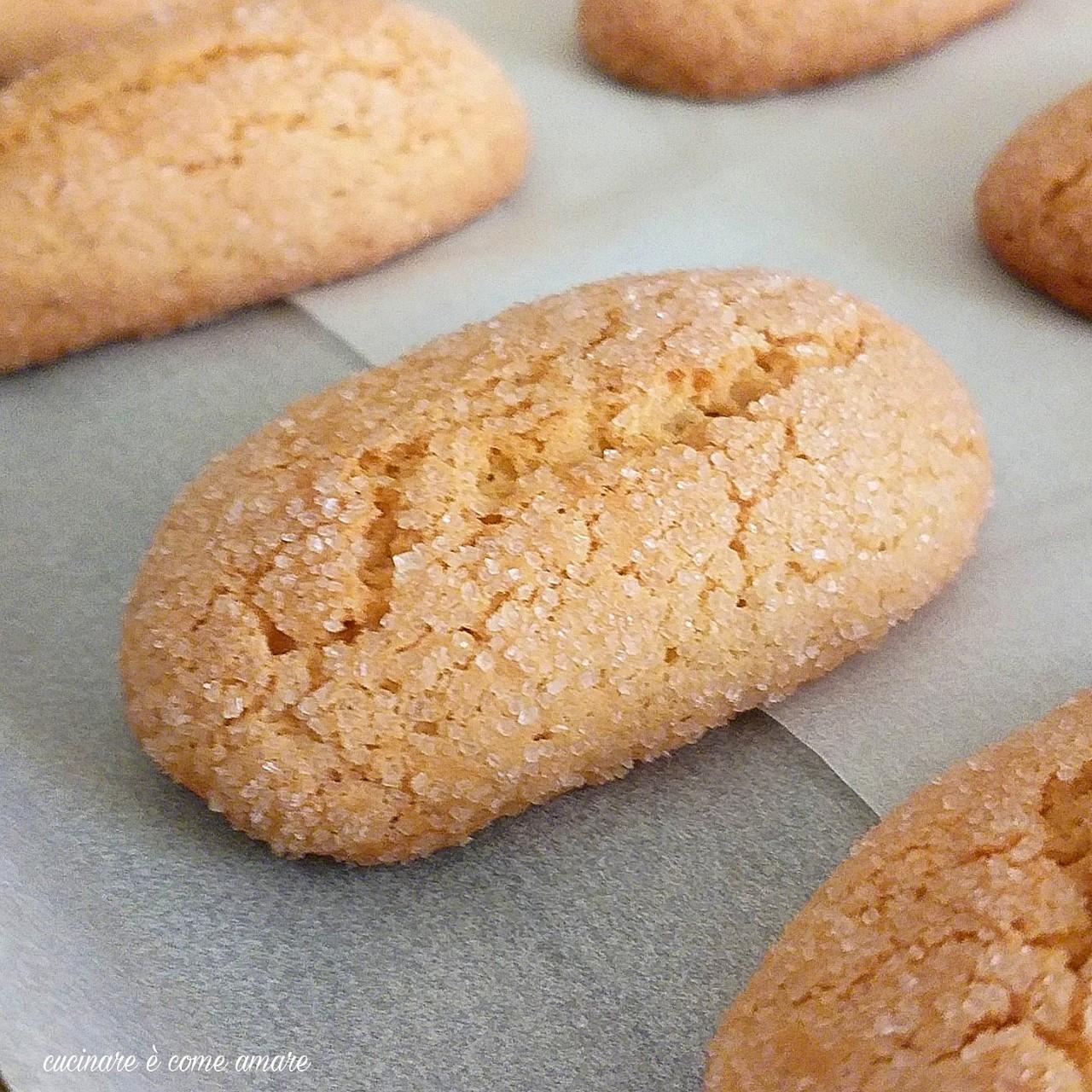 biscotto semplicissimo da inzuppo