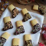 BISCOTTO CALZA BEFANA al cioccolato