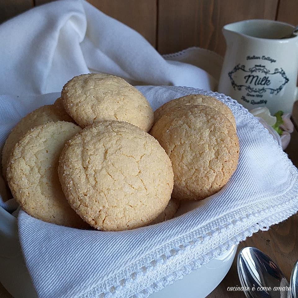 biscotto pastarella pugliese da latte