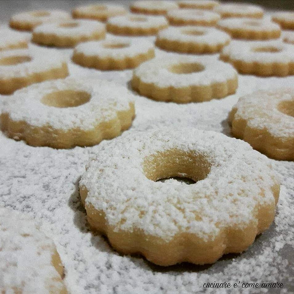 biscotto canestrelli friabili ricetta facile