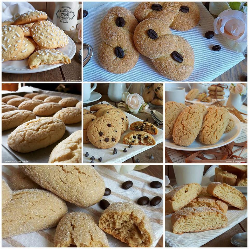 biscotto dolce raccolta da inzuppo