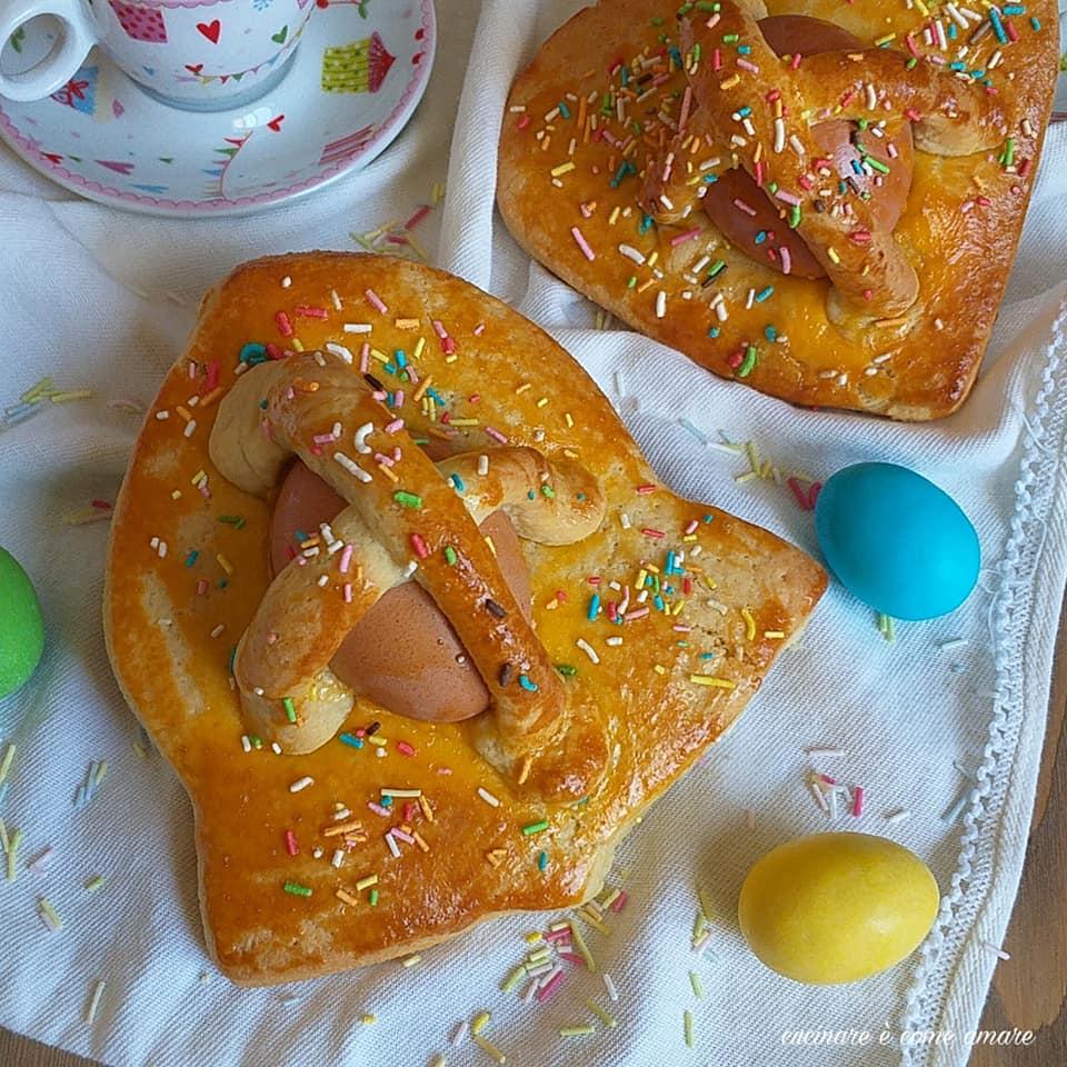 biscotto scarcella dolce di pasqua