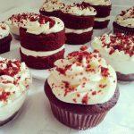 DOLCE IMPASTO RED VELVET per torta muffin